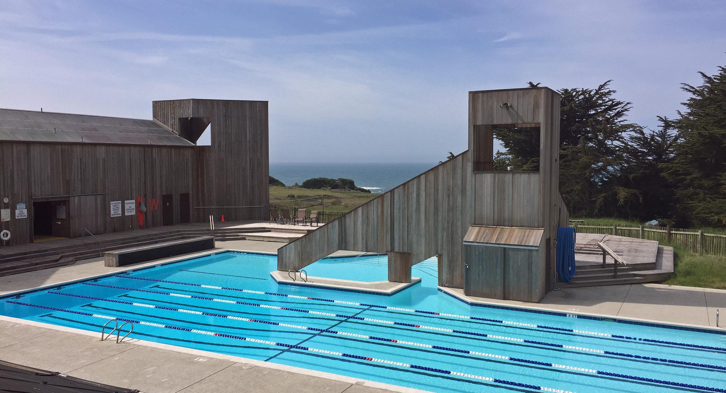 Ohlson Recreation Center Pool